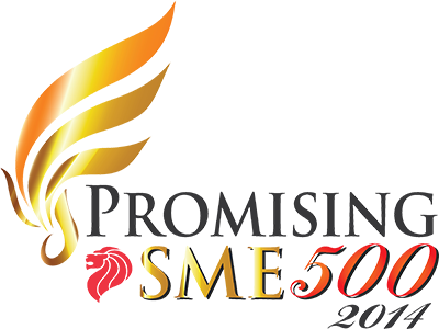 SME 500 award 2014 Therapy Room Singapore